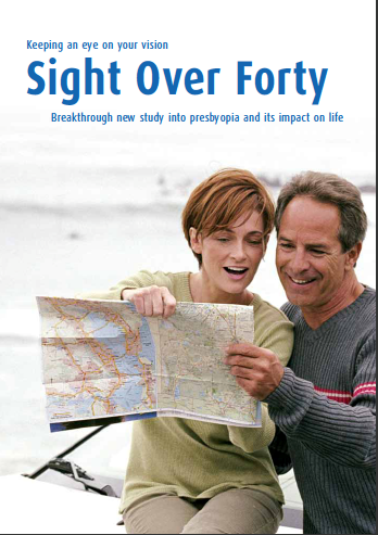 Sight over Forty